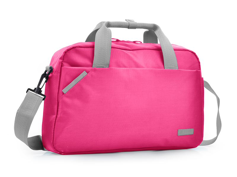 4db80717f8f6 2-Way Sporty Travel Bag – Pink
